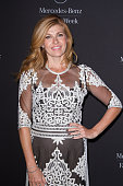 Connie Britton is seen during MercedesBenz Fashion Week Spring 2015 at Lincoln Center for the Performing Arts on September 9 2014 in New York City