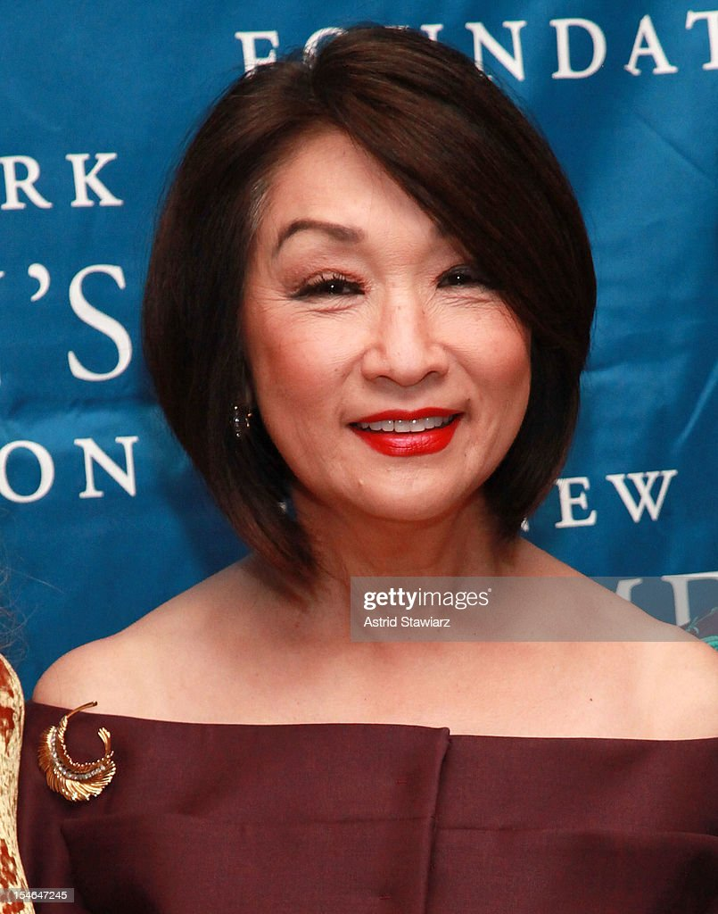 Connie Chung attends New York Women's Foundation 25th Anniversary Celebration at Alice Tully Hall on October 23, 2012 in New York City.