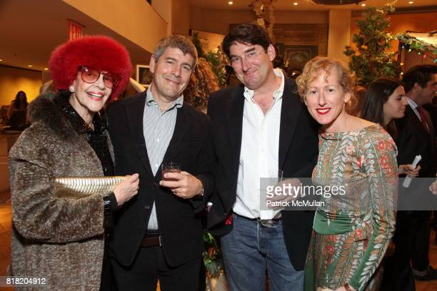 Connie Emmerich Keith Johnson Chris Bentley and Wendy Wurtzburger attend Anthropologie Hosts US Book Launch of BLOW BY BLOW at Anthropologie at...