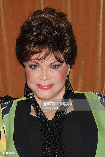 Connie Francis attends during the 31st Annual Seaside Summer Concert Series at Asser Levy Park Coney Island on July 30 2009 in New York City