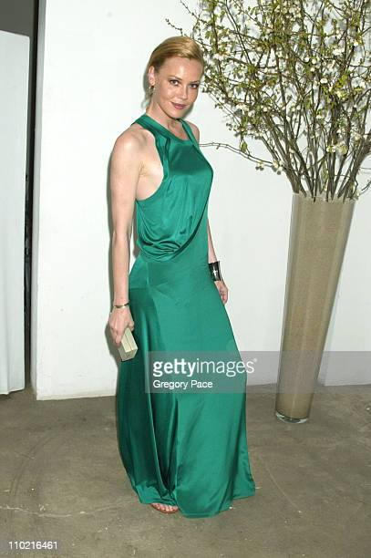 Connie Nielsen during The International Center of Photography's 21st Annual Infinity Awards Inside at Skylight Studios in New York City New York...