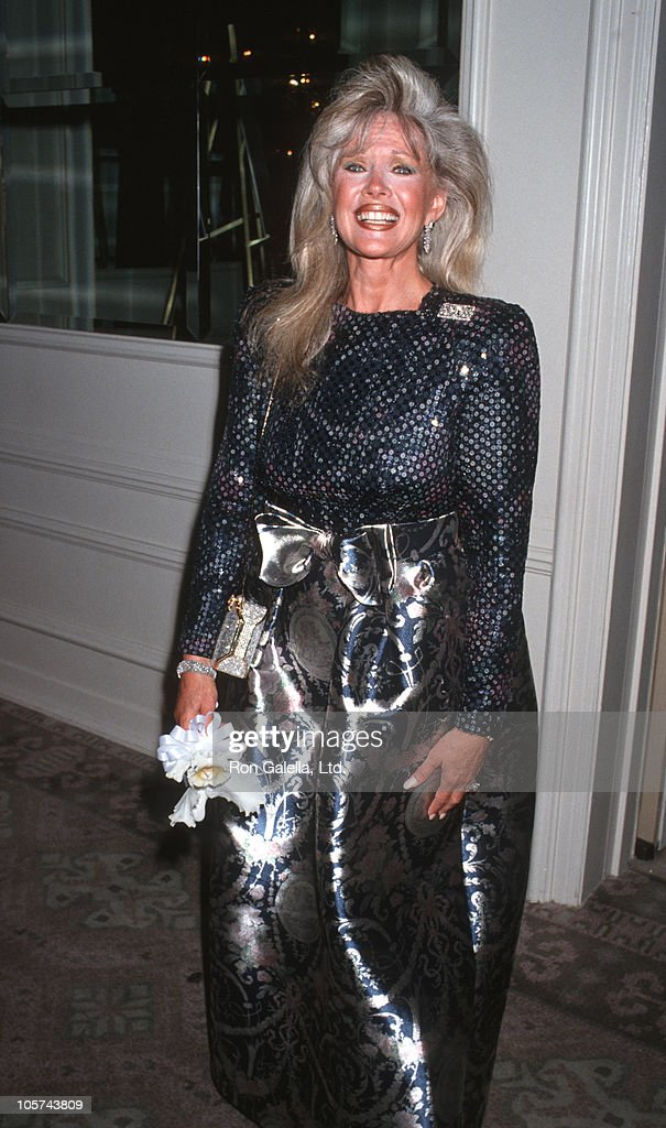 <a gi-track='captionPersonalityLinkClicked' href=/galleries/search?phrase=Connie+Stevens&family=editorial&specificpeople=217812 ng-click='$event.stopPropagation()'>Connie Stevens</a> during Westwood Shriners Gala - June 9, 1991 at Beverly Hilton Hotel in Beverly Hills, California, United States.
