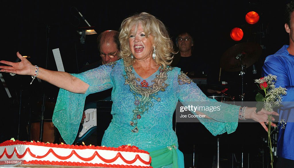 "Connie Stevens Birthday Celebration with ""The Thunder From ..."