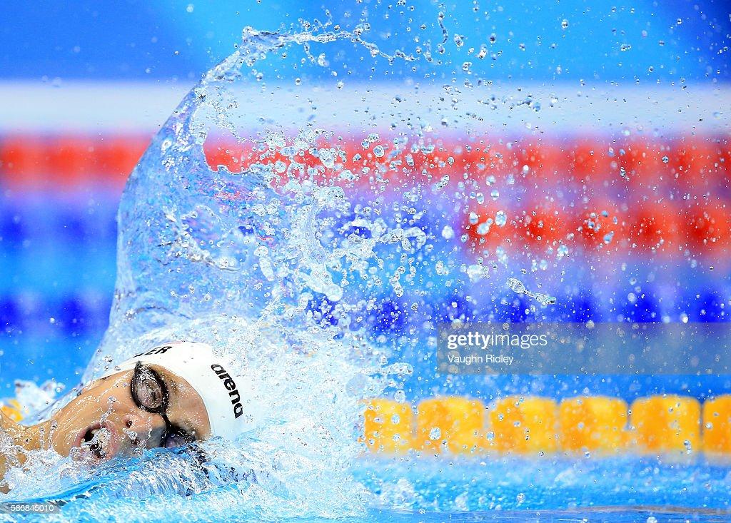 Swimming - Olympics: Day 1