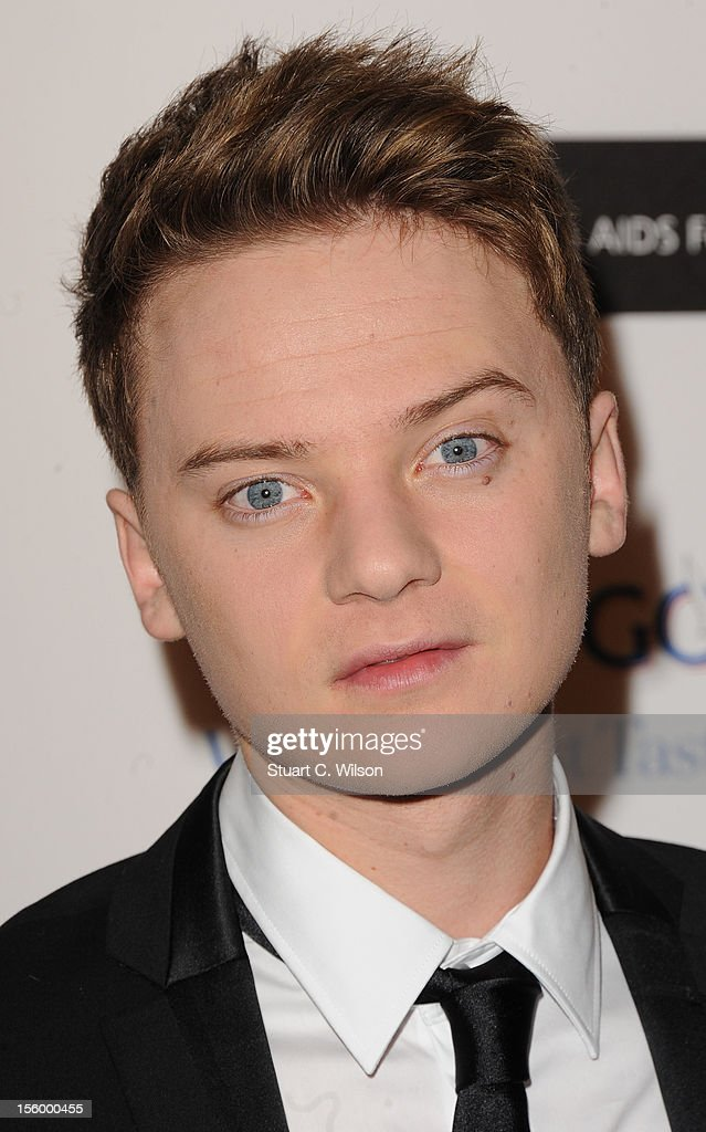 Connor Maynard attends the Grey Goose Winter Ball at Battersea Power station on November 10, 2012 in London, England.