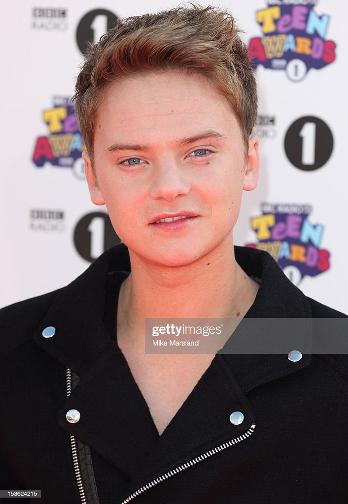 Connor Maynard attends the Radio One Teen Awards at Wembley Arena on October 7, 2012 in London, England.