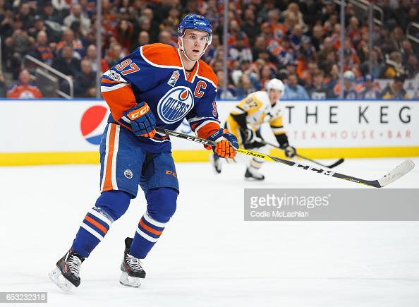 Pittsburgh Penguins v Edmonton Oilers : News Photo