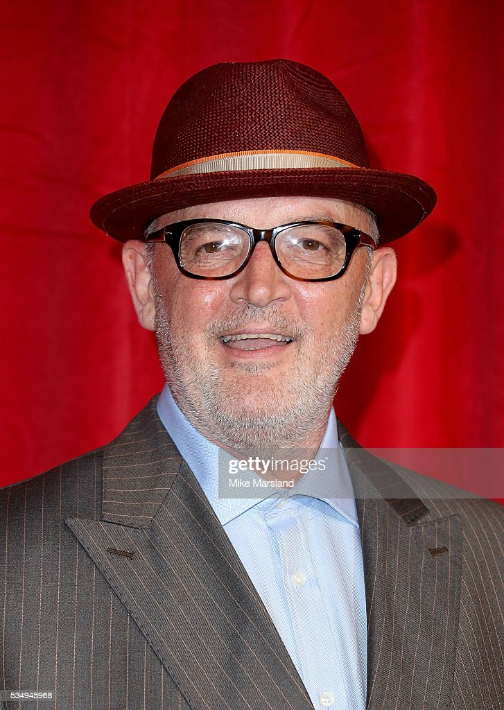 Connor McIntyre attends the British Soap Awards 2016 at Hackney Empire on May 28, 2016 in London, England.