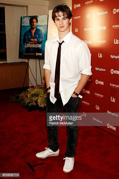 Connor Paolo attends ROLLING STONE and US WEEKLY Celebrates The Season Premieres of SHOWTIME's Hit Series 'Dexter' and 'Californication' at The...