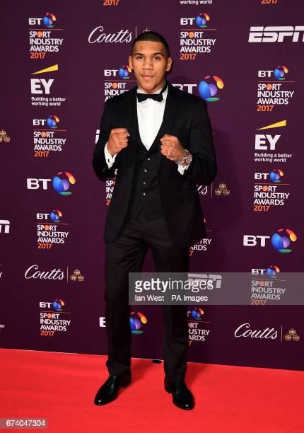 Conor Benn attending the BT Sport Industry Awards 2017 held at Battersea Evolution in Battersea Park London