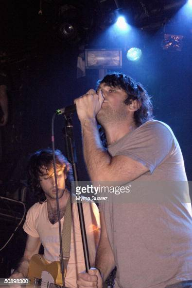 The Thrills Perform At Irving Plaza Photos and Images