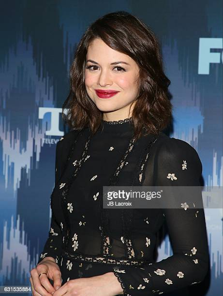 Conor Leslie attends the 2017 Winter TCA Tour FOX AllStar Party on January 11 2017 in Pasadena California