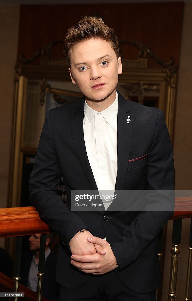 <a gi-track='captionPersonalityLinkClicked' href=/galleries/search?phrase=Conor+Maynard&family=editorial&specificpeople=8899313 ng-click='$event.stopPropagation()'>Conor Maynard</a> attending the Nordoff Robbins Silver Clef Awards at London Hilton on June 28, 2013 in London, England.
