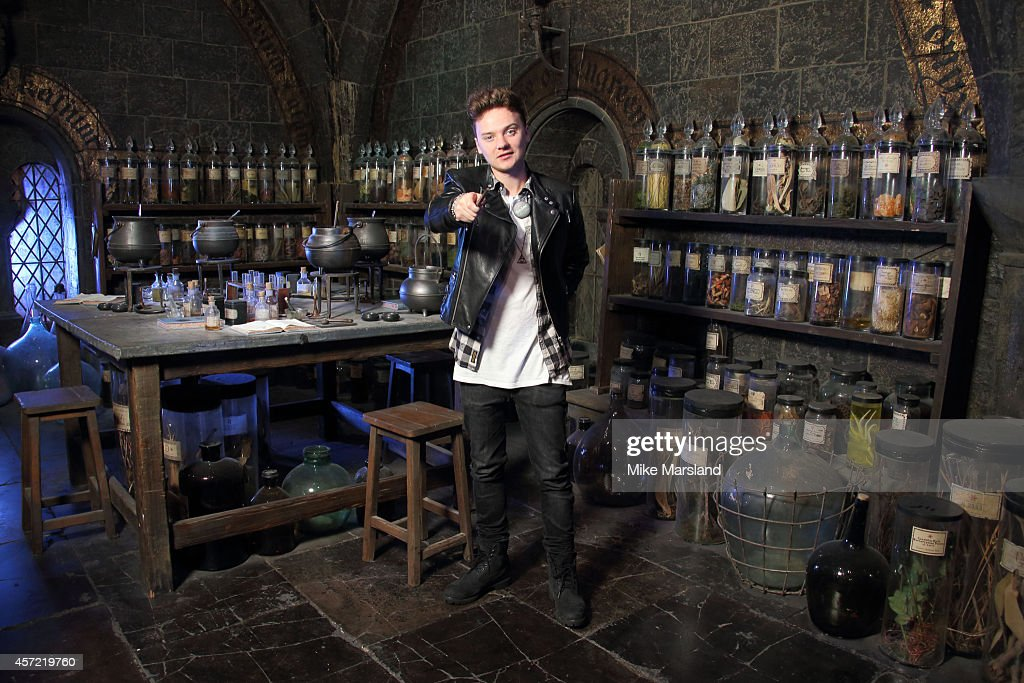 Launch Of  The First, New Permanent Feature Devoted To The Dark Arts At Warner Bros. Studio Tour London To Unveil