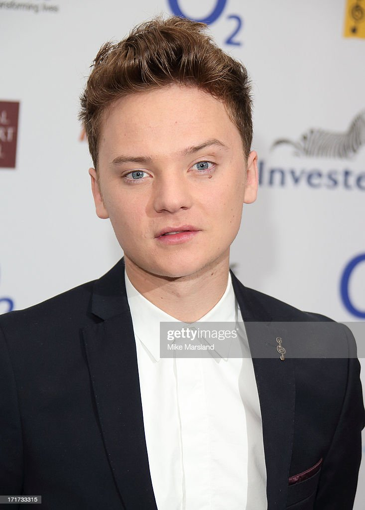 Conor Maynard attends the Nordoff Robbins Silver Clef Awards at London Hilton on June 28 2013 in London England