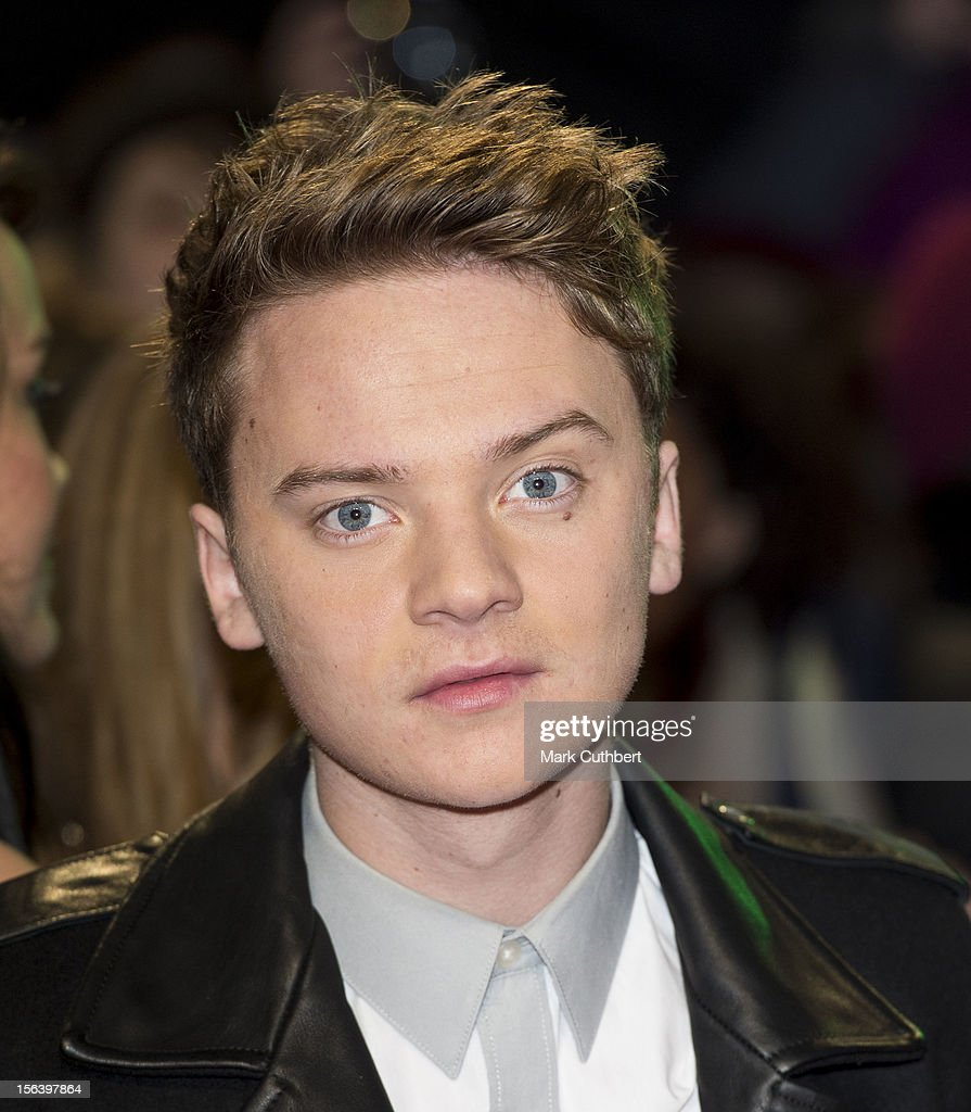 Conor Maynard attends the UK Premiere of 'The Twilight Saga: Breaking Dawn - Part 2' at Odeon Leicester Square on November 14, 2012 in London, England.
