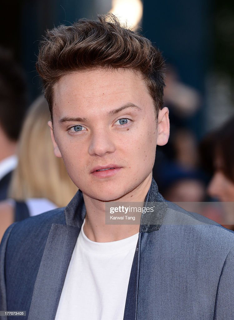 Conor Maynard attends the World Premiere of 'One Direction: This Is Us' at Empire Leicester Square on August 20, 2013 in London, England.