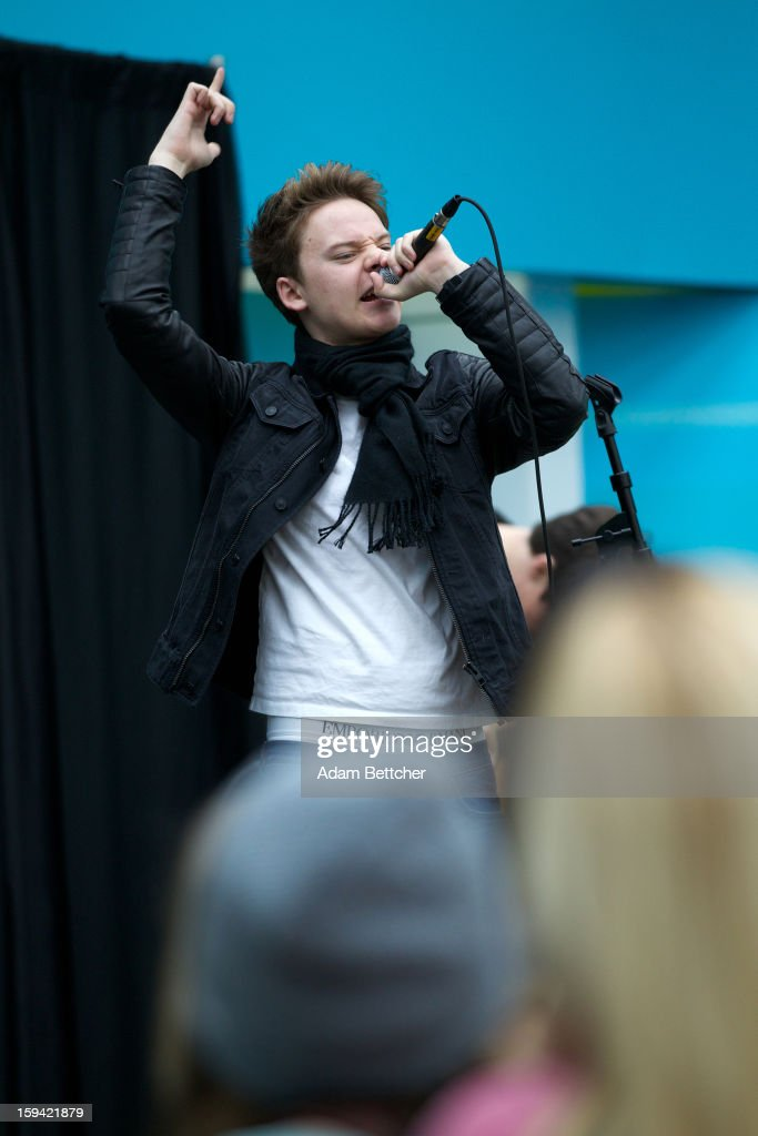 <a gi-track='captionPersonalityLinkClicked' href=/galleries/search?phrase=Conor+Maynard&family=editorial&specificpeople=8899313 ng-click='$event.stopPropagation()'>Conor Maynard</a> performs at the Mall of America on January 13, 2013 in Bloomington, Minnesota.