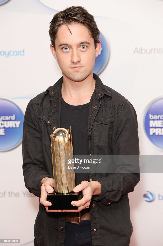 Conor O'Brien of Villagers attends the Barclaycard Mercury Prize shortlist announcement at The Hospital Club on September 11, 2013 in London, England.