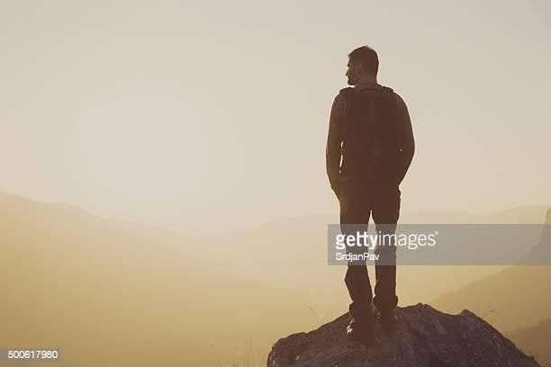 Conquering Rough Mountain Terrains