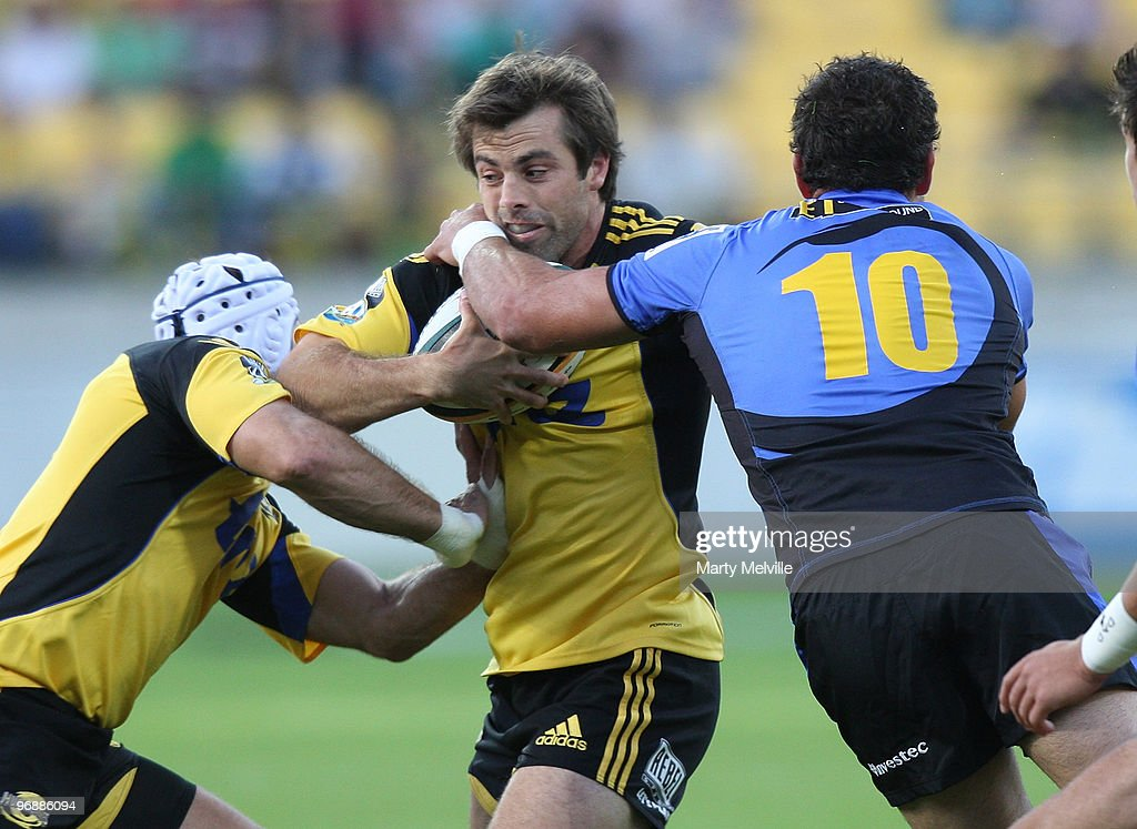 Super 14 Rd 2 - Hurricanes v Western Force