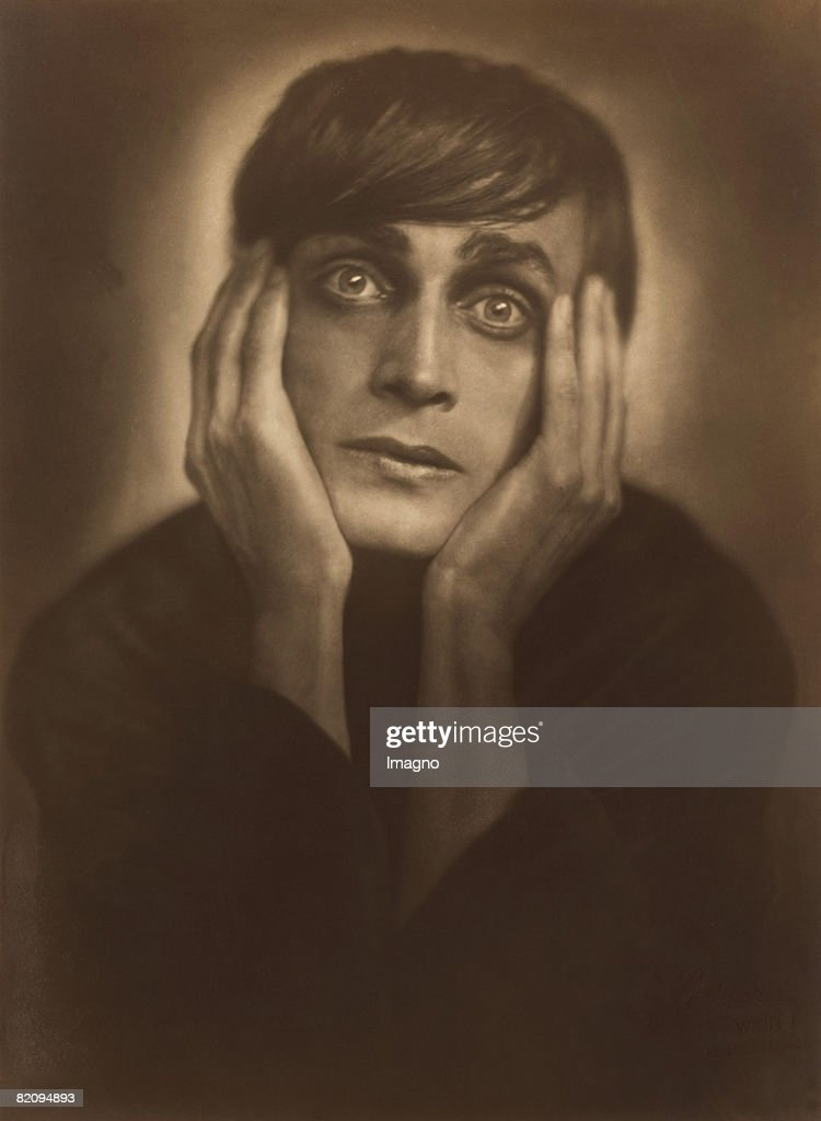 Conrad veidt getty images - The cabinet of dr caligari cesare ...