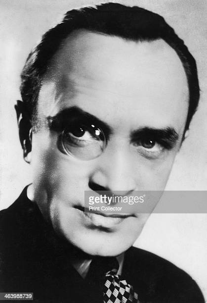 Conrad Veidt German actor c1930sc1940s Born Hans Walter Conrad Weidt Veidt is perhaps best known for his roles in the films The Cabinet of Dr...
