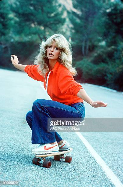 S ANGELS 'Consenting Adults' Season One 12/8/76 Jill mastered the skateboard as she eluded a racketeer's henchman