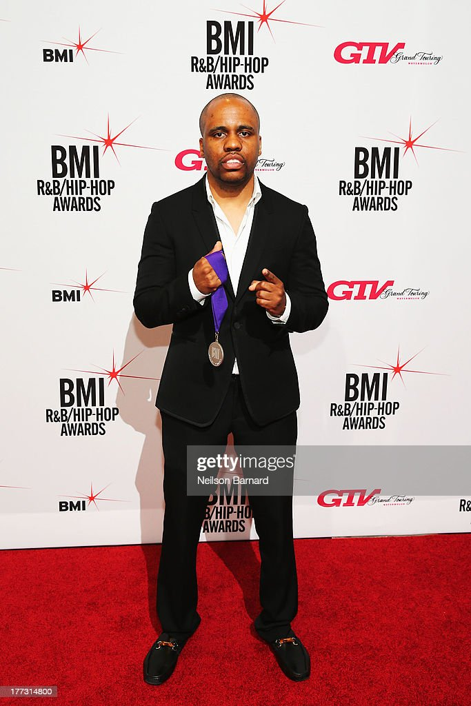 <a gi-track='captionPersonalityLinkClicked' href=/galleries/search?phrase=Consequence&family=editorial&specificpeople=4505403 ng-click='$event.stopPropagation()'>Consequence</a> attends the 2013 BMI R&B/Hip-Hop Awards at Hammerstein Ballroom on August 22, 2013 in New York City.