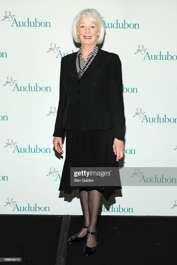 Conservationist Elizabeth Cushman Titus Putnam attends The National Audubon Society 10th Anniversary Women in Conservation Luncheon on May 29, 2013 in New York, United States.