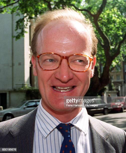 Conservative MP David Willetts outside at Conservative Central Office in London where Tory Party Leader William Hague held a meeting to organise a...