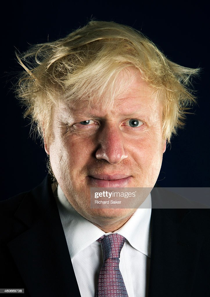 UK Conservative party politican <a gi-track='captionPersonalityLinkClicked' href=/galleries/search?phrase=Boris+Johnson&family=editorial&specificpeople=209016 ng-click='$event.stopPropagation()'>Boris Johnson</a> is photographed for the Observer on September 16, 2014 in London, England.