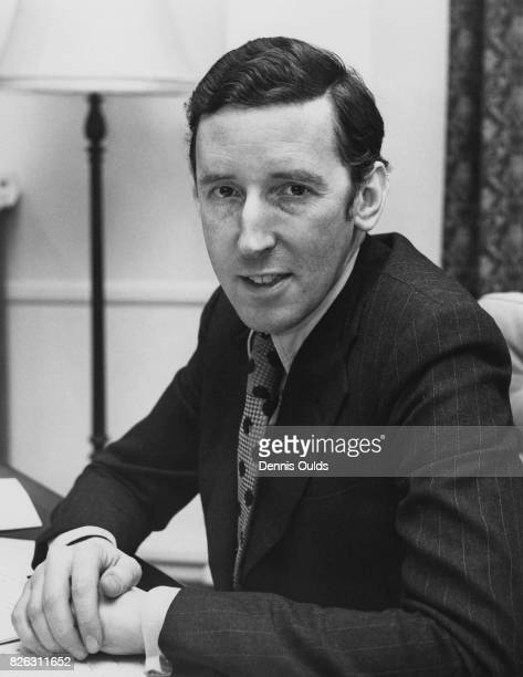 Conservative politician David Howell the new Minister of State for Energy 15th January 1974