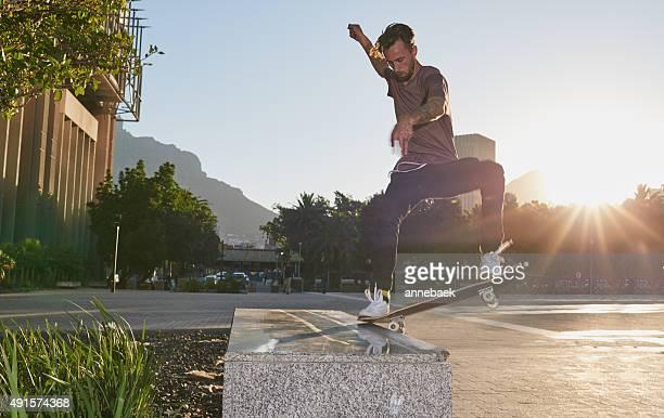 I consider skateboarding an art form