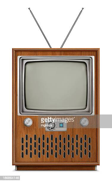 Console Television - Blank Screen