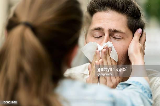 Consoling a Suffering Boyfriend