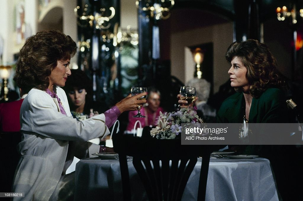 THE COLBYS - 'Conspiracy of Silence' - Airdate November 27, 1985 ...