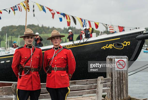 Constables with Bluenose II
