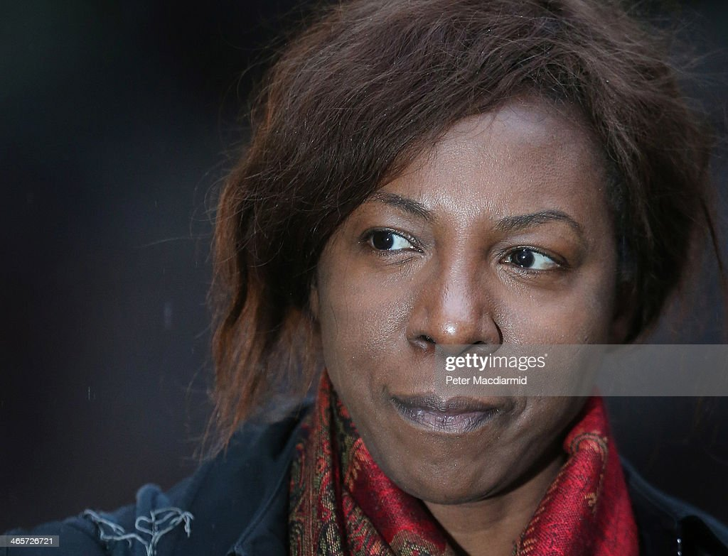 <a gi-track='captionPersonalityLinkClicked' href=/galleries/search?phrase=Constance+Briscoe&family=editorial&specificpeople=5621738 ng-click='$event.stopPropagation()'>Constance Briscoe</a> arrives at Southwark Crown Court on January 29, 2014 in London, England. Ms Briscoe, a barrister and part-time judge, is charged with providing two inaccurate statements to police, altering a police witness statement and of perverting the course of public justice in connection with the trial of former government minister Chris Huhne and his wife Vicky Pryce.