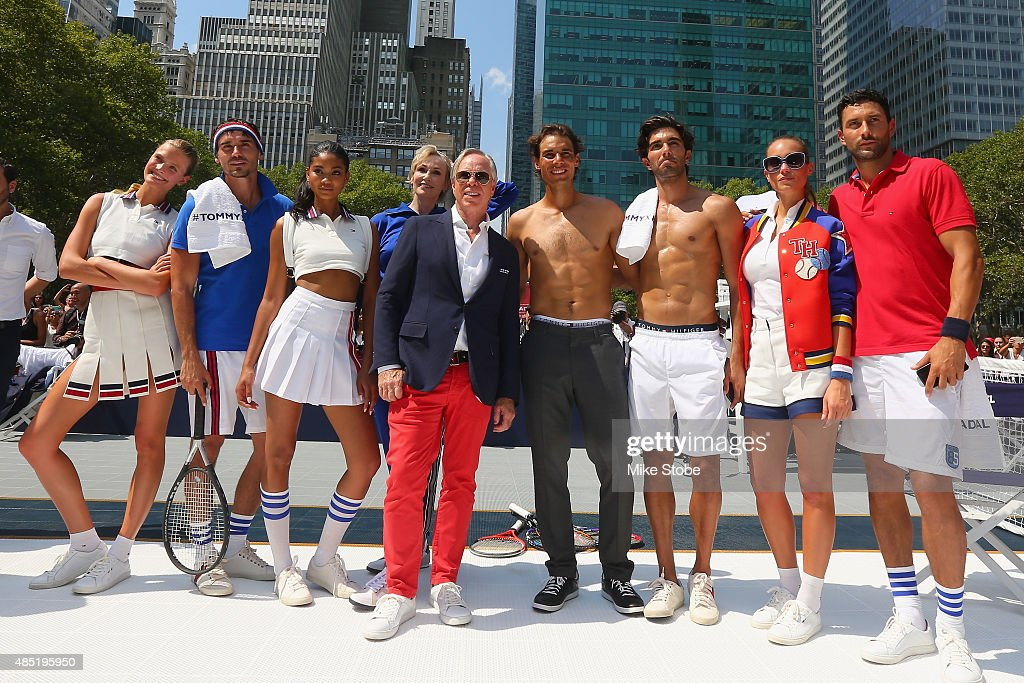 In Focus: Tommy Hilfiger And Rafael Nadal Launch Global Brand Ambassadorship