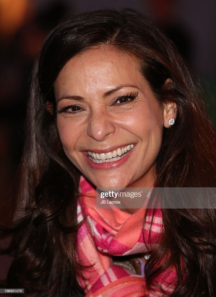 Constance Marie attends the Disney On Ice 'Dare To Dream' Red Carpet Opening Night at LA Kings Holiday Ice at L.A. LIVE on December 12, 2012 in Los Angeles, California.