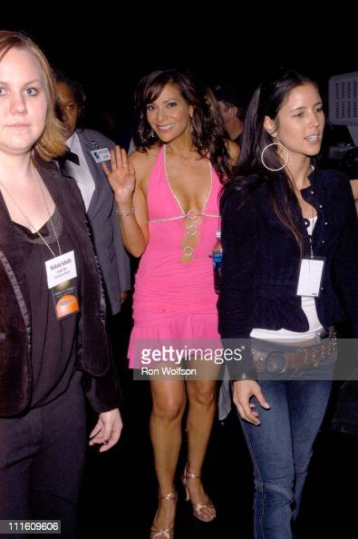Constance Marie during 2006 NCLR ALMA Awards Backstage and Audience at Shrine Auditorium in Los Angeles California United States