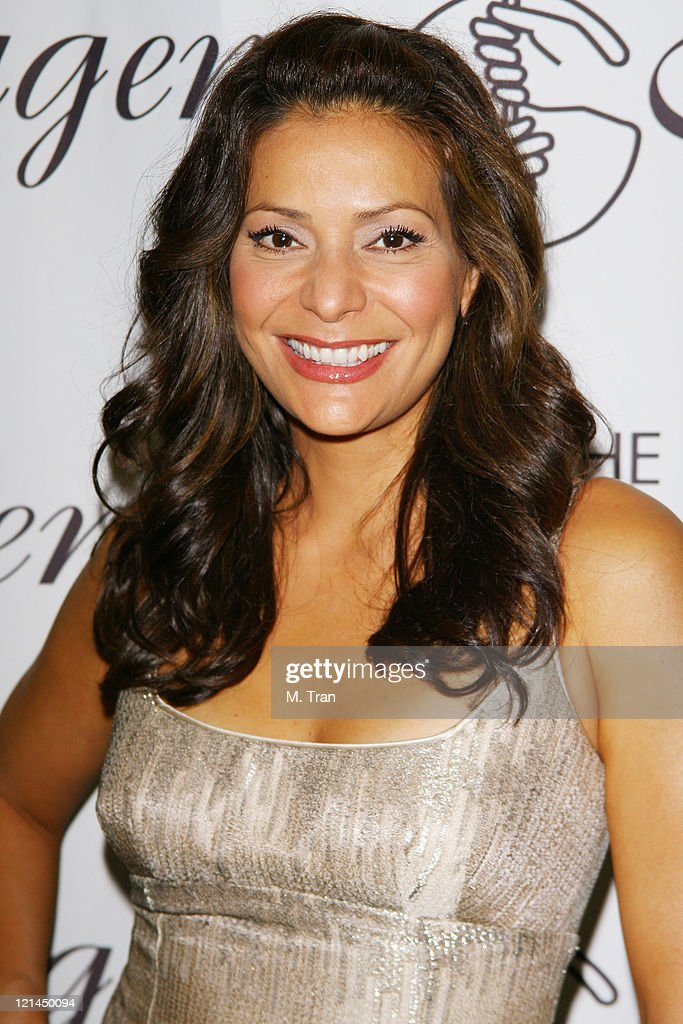 Constance Marie during 22nd Annual Imagen Awards Nominees Announcement at Academy of Television Arts Sciences Conference Center in North Hollywood...