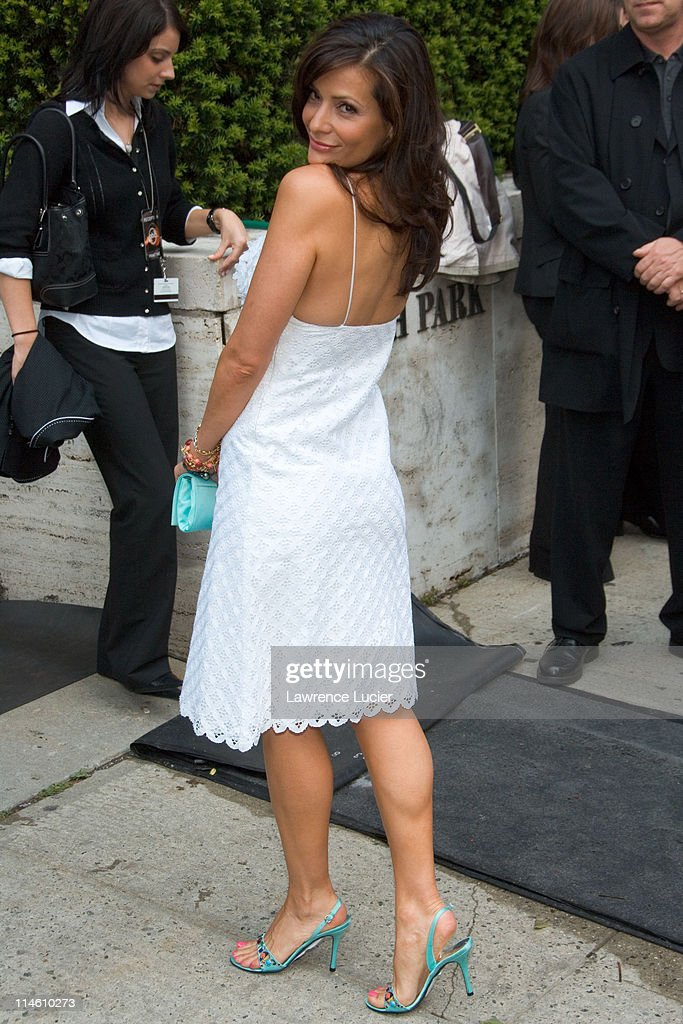 Constance Marie during ABC Upfront 2006/2007 Arrivals at Lincoln Center in New York City New York United States