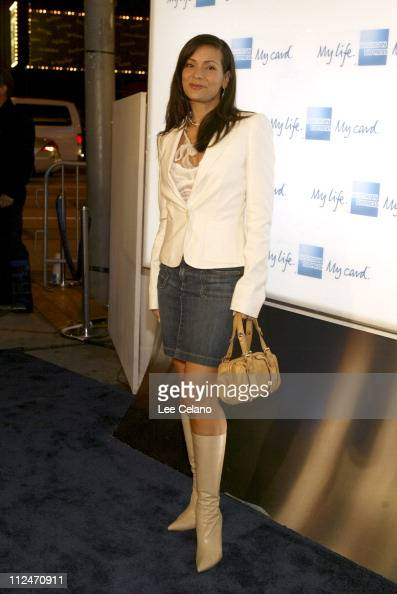 Constance Marie during American Express 'Jam Sessions' at House of Blues Red Carpet at House of Blues in Los Angeles California United States
