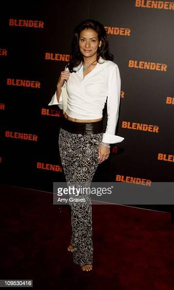 Constance Marie during Jewel Blender Session at the Chrysler House during the Chrysler Million Dollar Film Festival at Chrysler Million Dollar...
