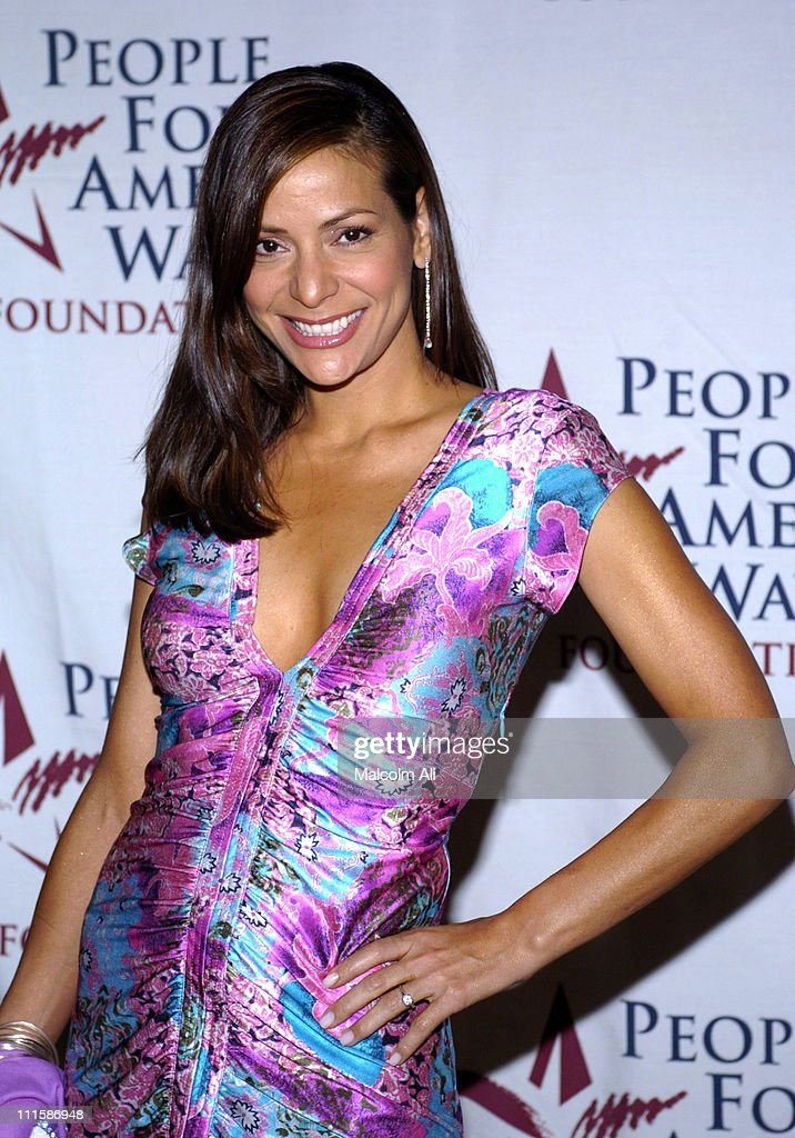 Constance Marie during People For The American Way Foundation 's Annual Spirit of Liberty Celebration at Beverly Hilton Hotel in Beverly Hills...