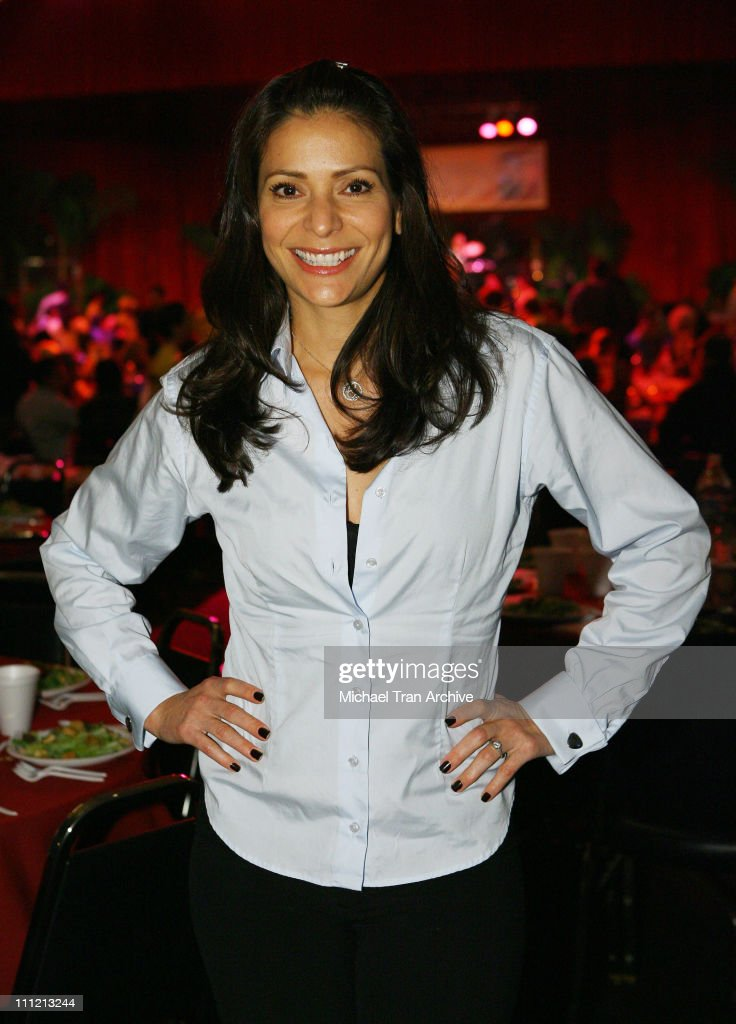 Constance Marie during Salvation Army and Walt Disney Company Thanksgiving Dinner November 22 2006 at Hollywood Palladium in Hollywood California...