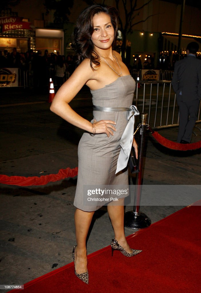 Constance Marie during 'Shooter' Los Angeles Premiere Red Carpet at Mann Village Theatre in Westwood California United States