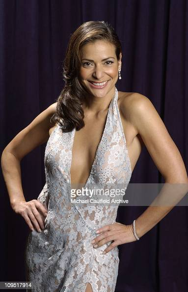 Constance Marie during The 29th Annual People's Choice Awards Portrait Gallery at Pasadena Civic Auditorium in Pasadena California United States